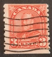 "CANADA YT 145a OBLITÉRÉ ""GEORGE V"" ANNÉES 1930/1931 - Gebruikt"
