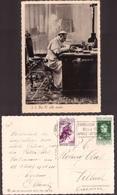 Vaticano, Cartolina Papa Pio XI Con Bella Affrancatura Per L'Austria Del 1936     -AS18 - Vatican