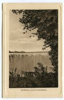 Victoria Falls Rhodesia - Zimbabwe