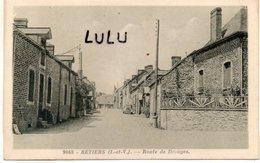 DEPT 35 : édit. ? N° 9068 : Retiers Route De Drouges - Other Municipalities