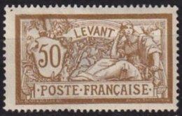 LEVANT - 50 C. Merson Neuf - Neufs