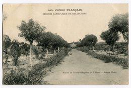 Congo Francais , Mission Catholique De Brazzaville , Mission De Sainte Radegondede L'Alima - Brazzaville
