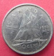 Canada 10 Cents 1973 - Canada