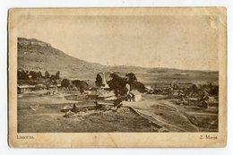 Lessouto , Morija - Lesotho