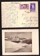 Regno, Cartolina Del 1938 Per La Germania Con Bella Affrancatura     -AS75 - 1900-44 Victor Emmanuel III.