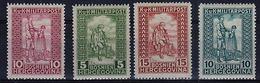 BOSNIE-HERZEGOVINE - N° 93/96* - Pour Les Invalides De Guerre - Série Complète. (voir Verso). - Bosnia And Herzegovina
