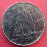 Canada 10 Cents 1979 - Canada
