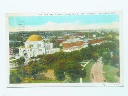 Synagogue 52 Cleveland Ohio USA Synagoge Judaica Jewish Izraelita Zsido Zsinagoga Templom Tempel Sinagogue 1931 - Judaisme
