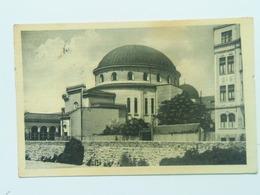 Synagogue 53 Sarajevo Bosnia Synagoge Judaica Jewish Izraelita Zsido Zsinagoga Templom Tempel Sinagogue 1938 - Judaisme