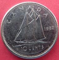 Canada 10 Cents 1982 - Canada