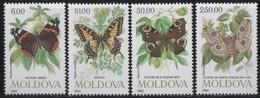 Moldova - #94-97(4) - MNH - Moldova