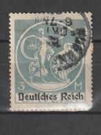 Deutsches Reich / 1920 / Mi. 138I Gestempelt (BK94) - Usados