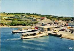 D83  PRESQU'ILE DE GIENS  La Tour Fondue Embarcadère Pour Les Iles - Francia