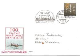 2013 Centenaire De La Première Régate à L'Aviron à Prague - Canottaggio