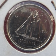 Canada 10 Cents 1997 - Canada