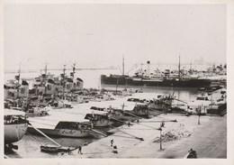 Trapani  - II° Guerra Mondiale - La Flotta Italiana Nel Porto Di Trapani Pronta Per Le Manovre In Presenza Del Duce - - Trapani