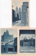 282966Exposition Coloniale Internationale Paris 1931, 107 Palais De LÁ. O. F. L'extremité Du Village Soudanais – 79. P - Exhibitions