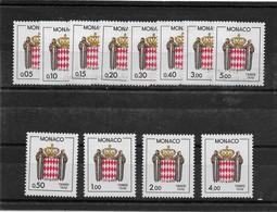 Série Taxe N° 75 à 86 De 1985/86 ** TTBE - Cote Y&T 2020 De 10,45 € - Postage Due