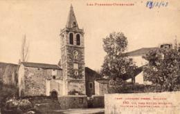 D66  BOURG-MADAME  Route De La Tour De Carol- L'Eglise - Francia