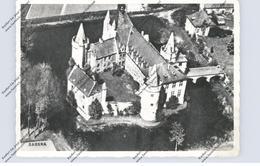 B 9270 LAARNE, Kasteel, SABENA Luchtopname - Laarne