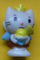 Fève  - Gourmandises Angel Cat Sugar - Glace - Kitty Ange - Cartoons