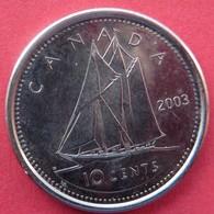 Canada 10 Cents 2003 - Canada