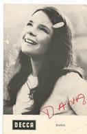 Dana - Chanteurs & Musiciens
