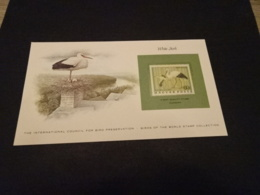 EP83 - Birds Of The World Stamp Collection - Hungary - 1977 - White Stork - Storks & Long-legged Wading Birds