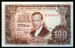 # # # Banknote Spanien (Spain) 100 Pesetas 1953 UNC # # # - [ 3] 1936-1975 : Régimen De Franco