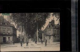 Carte Postale MOULINS Boulevard De Courtais En L'état Sur Les Photos - Moulins