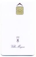 Hotel Villa Magna, Madrid, Spain, Used Smart (chip) Hotel Room Key Card #  Villamagna-7 - Cartes D'hotel