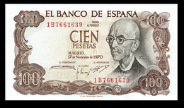 # # # Banknote Spanien (Spain) 100 Pesetas 1970 UNC # # # - [ 3] 1936-1975 : Régimen De Franco