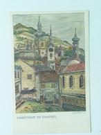 Synagogue 74 Banska Štiavnica Slovakia Synagoge Judaica Jewish Izraelita Zsido Zsinagoga Templom Tempel Sinagogu 1923 - Judaisme