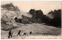 CPA 05 - La Grave (Hautes Alpes) - Sur Le Glacier De La Meije - LL - France