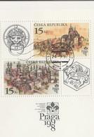 Tchecoslovaquie Bloc 1997 - Czechoslovakia