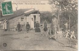 Haute Saône.  Luxeuil-les-Bains.  Villa Des Fauvettes Route De Breuches. - Luxeuil Les Bains