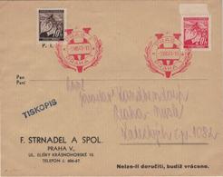 Strnadel Praha Tiskopis - Linde SST - Bohemia & Moravia