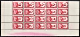 FRANCE 1948 - BLOC DE 20 TP Y.T. N° 800  - NEUFS** - France