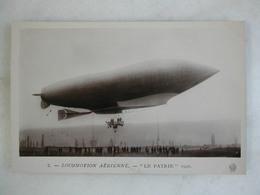 AVIATION - Le Patrie - 1906 - Dirigibili