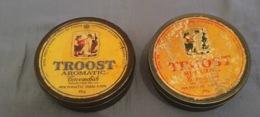 Lot Boîte De Tabac Plein Anglais Ww2 Militaria - 1939-45
