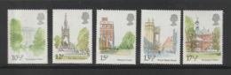 Engeland  1980  SG Nr. 1120-1124   MI.nr. 836-840 MNH - 1952-.... (Elisabetta II)
