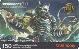 Thailand Phonecard True  Anime Manga Movie Film HON - Kino