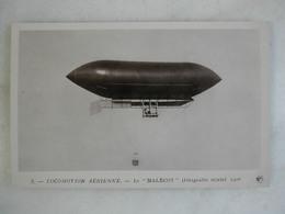 AVIATION - Le Malécot (dirigeable Mixte) - 1908 - Dirigibili