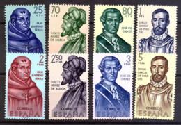 España 1526/1533 ** Forjadores. 1963 - 1931-Aujourd'hui: II. République - ....Juan Carlos I