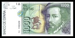 # # # Banknote Spanien (Spain) 1.000 Pesetas 1992 UNC # # # - [ 4] 1975-… : Juan Carlos I