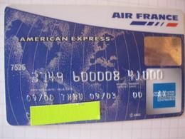 "Telecarte Air France""american Express  "" - Phonecards"