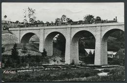 Photo La Vie Du Rail ? - Vire - Viaduc De Martilly Avec Train - Voir 2 Scans Et Lire Descriptif - Vire
