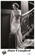 JOAN CRAWFORD (PB25) - Film Star Pin Up PHOTO POSTCARD - Pandora Box Edition Year 2007 - Femmes Célèbres