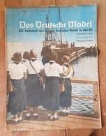 Das Deutsche Mädel, BDM In Der HJ, Maiheft 1936 Ausgabe Nordsee - German