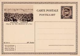Enitier Postal Oostende Ostende 2ème Série - Illustrat. Cards